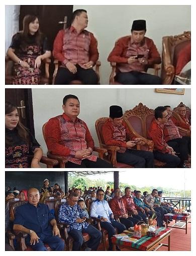 Ketua Pengadilan Negeri Kutai Barat Menghadiri acara HARGANAS ke 26