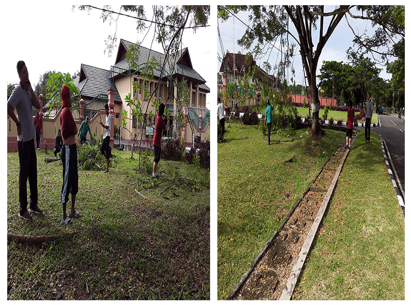Gotong Royong, 25 Januari 2019