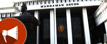 Pengumuman Hasil Seleksi Tertulis Calon Hakim Ad Hoc Pengadilan Tindak Pidana Korupsi Tahap XV Tahun 2021